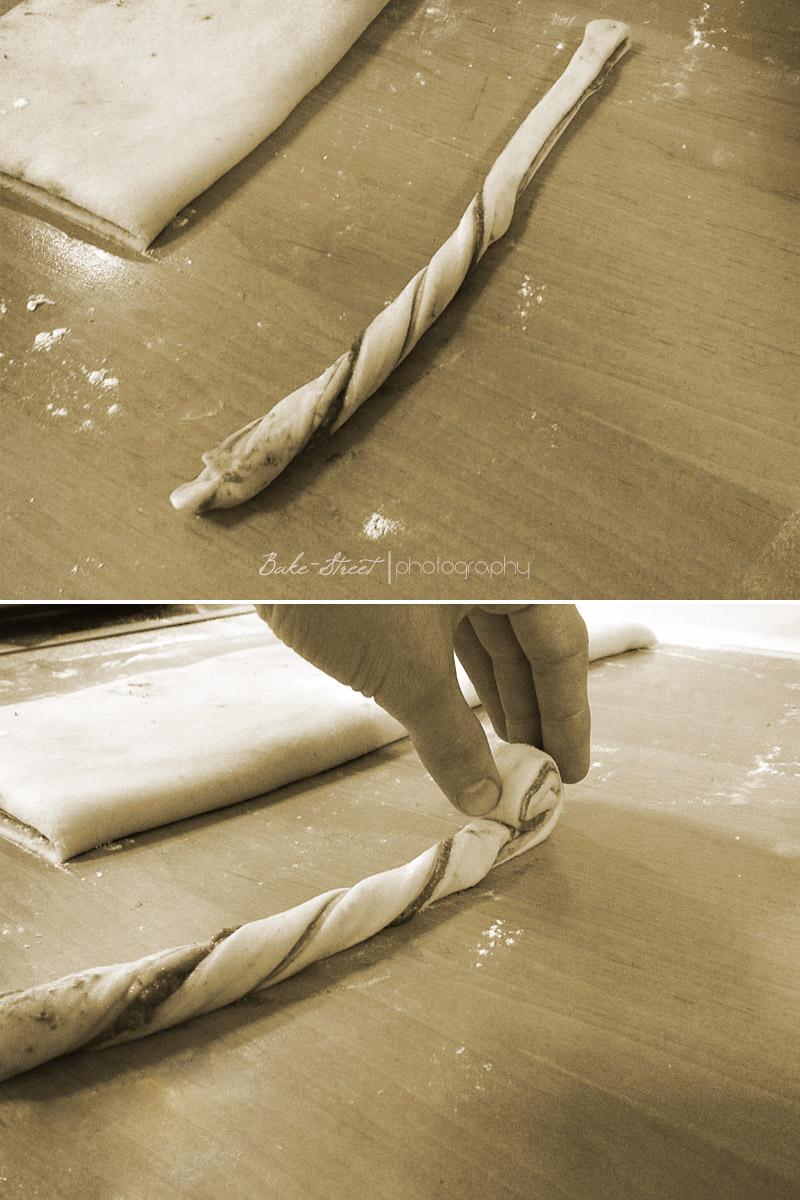 Formado de las caracolas