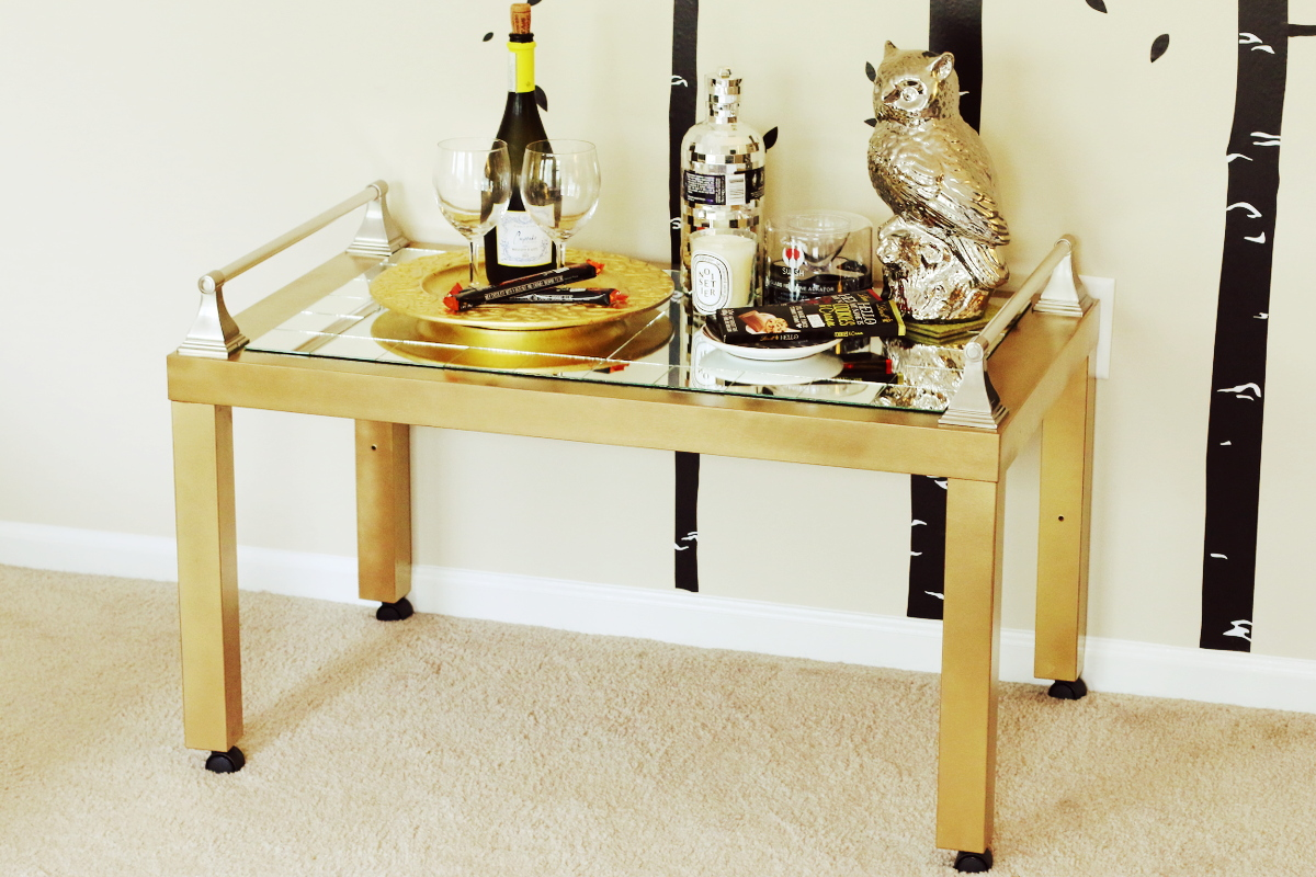 DIY Bar Cart + Other Home Trends - STYLEanthropy at Home