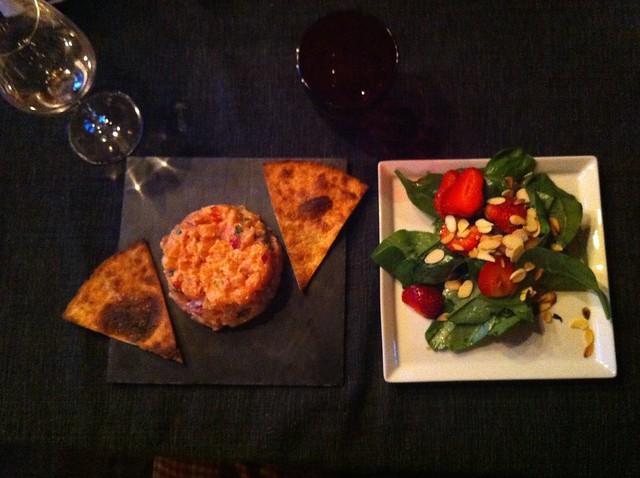 Au menu pour ton prochain souper entre amis le cahier for Menu pour bon repas entre amis