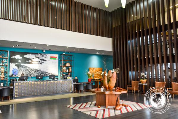 Gran Odara Hotel Lobby