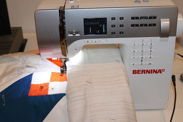 quilting the LIMOD sampler
