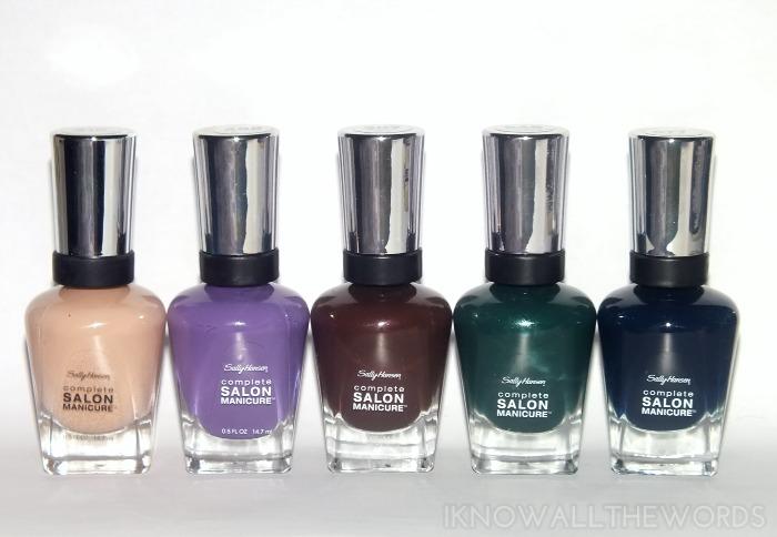 sally hansen complete salon manicure fall 2014 (1)