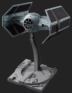 《星際大戰》組裝模型系列 - 1/72 比例 鈦先進型X 1 原型機