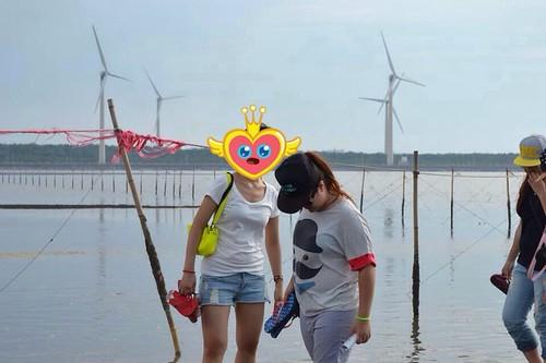 台中彩虹眷村+高美濕地觀光景點自由行-台灣嬉遊記包車車隊 (24)