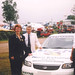 TBT Eng - 1998, Sen. Stabenow with WSU Team Ethanol Vehicle