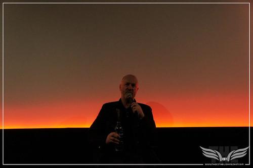 The Establishing Shot: HAMMER CEO & PRESIDENT SIMON OAKES HINTS AT THE FUTURE OF HAMMER FILMS