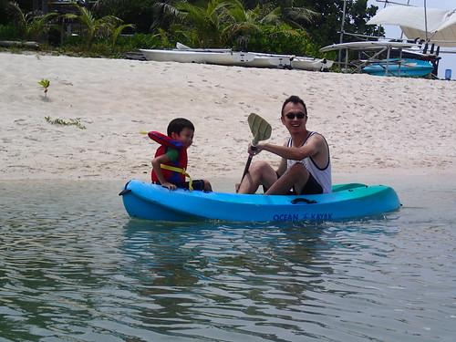 划船真開心