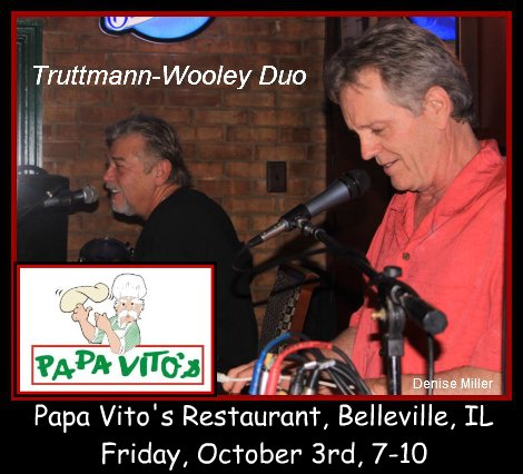 Truttmann-Wooley Duo 10-3-14