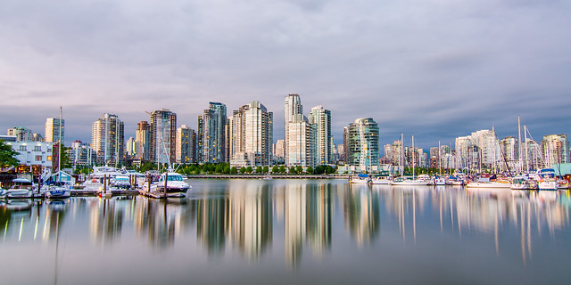 False Creek Reflections
