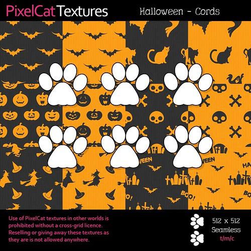 PixelCat Textures - Halloween Cords