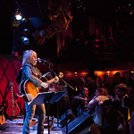 Wed, 01/10/2014 - 6:51pm - Lucinda Williams at Rockwood Music Hall in NYC, 10/1/14. Hosted by Rita Houston. Photo by Laura Fedele.