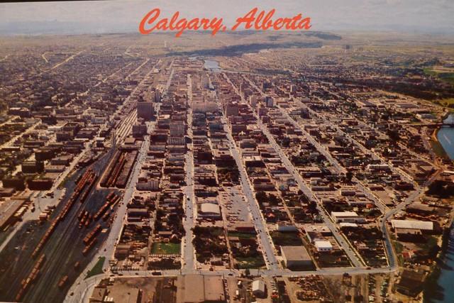Calgary, 1970s