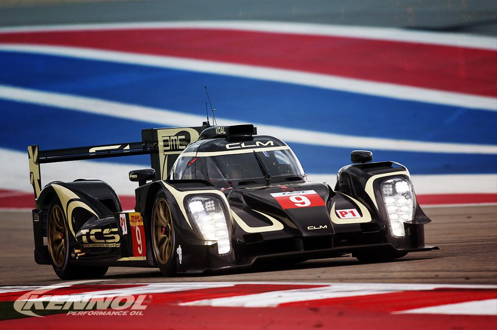 KENNOL and Lotus enter the FIA WEC in Austin, Texas.