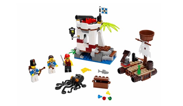 LEGO Pirates 70410 - Soldiers Outpost