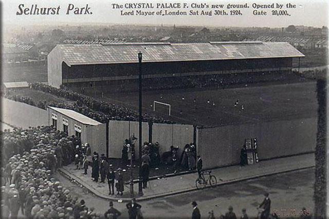 picture of Selhurst Park 1924