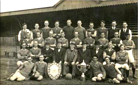 Picture of Crystal Palace FC c.1921
