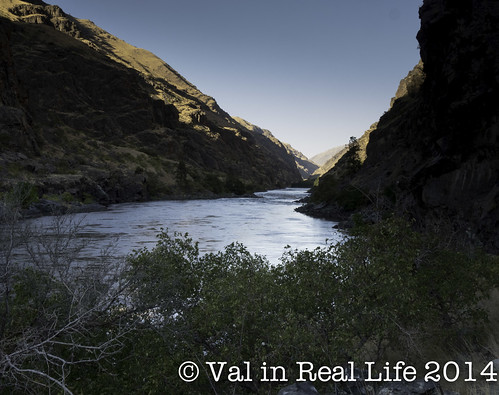 snake river  - hell hike and raft - val in real life