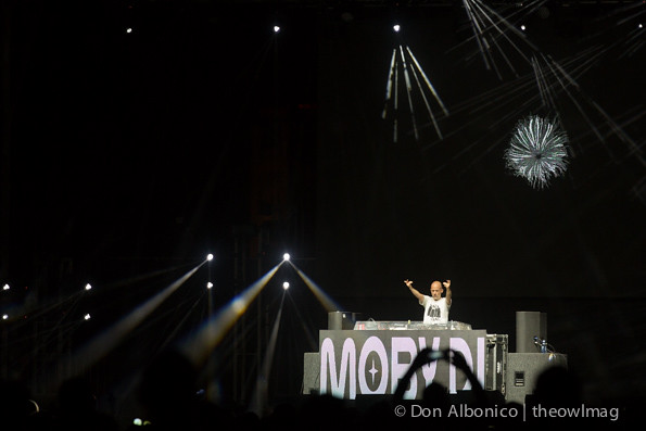 Moby @ TBD Festival 2014 - Friday, Sacramento