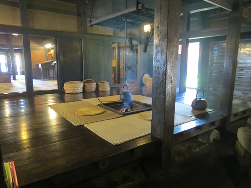 Hojin no ie (House of the Border Guard) - where Basho stayed one night