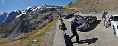 Near Summit of Stelvio Pass p