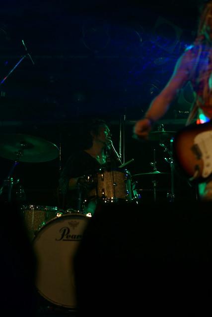 SPUTNIK KOMBINAT live at ShowBoat, Tokyo, 05 Oct 2014. 134