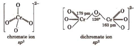 Class 12 chemistry revision notes for chapter 8 the d and f.
