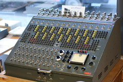 mixing console(0.0), analog synthesizer(0.0), electronic device(1.0), electronics(1.0), audio equipment(1.0), electronic instrument(1.0),