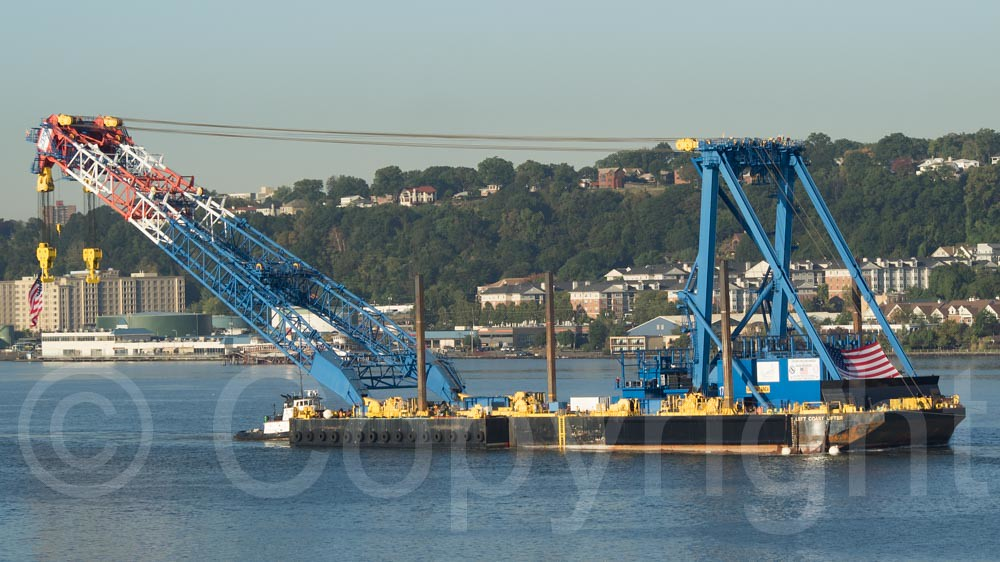 Overhead Crane New Jersey : New tappan zee bridge page skyscrapercity