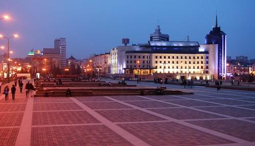 Площадь Г. Камала