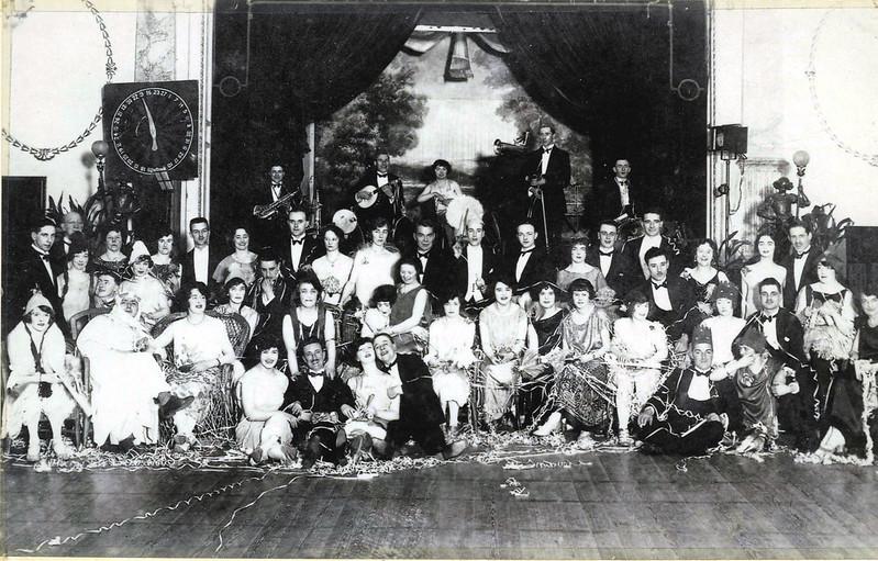 Palace hotel 1925