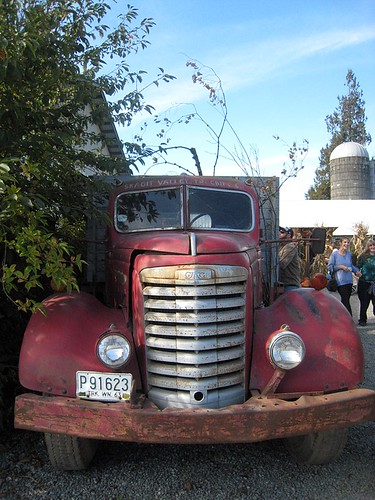 Farm Truck Gordon Skagit Farms