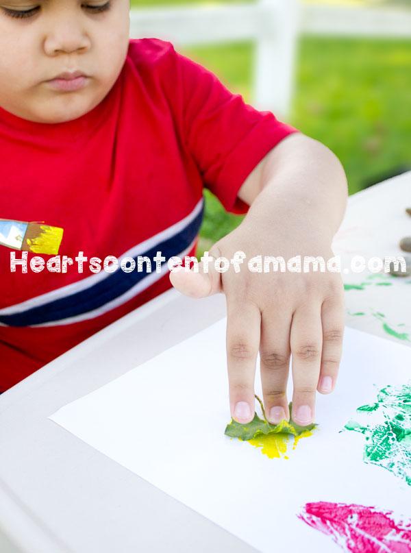 leafimprinting