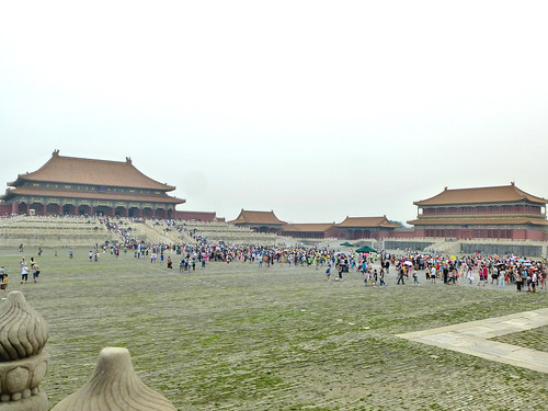 Beijing-Cité Interdite-Porte de l'Harmonie Suprême (14)