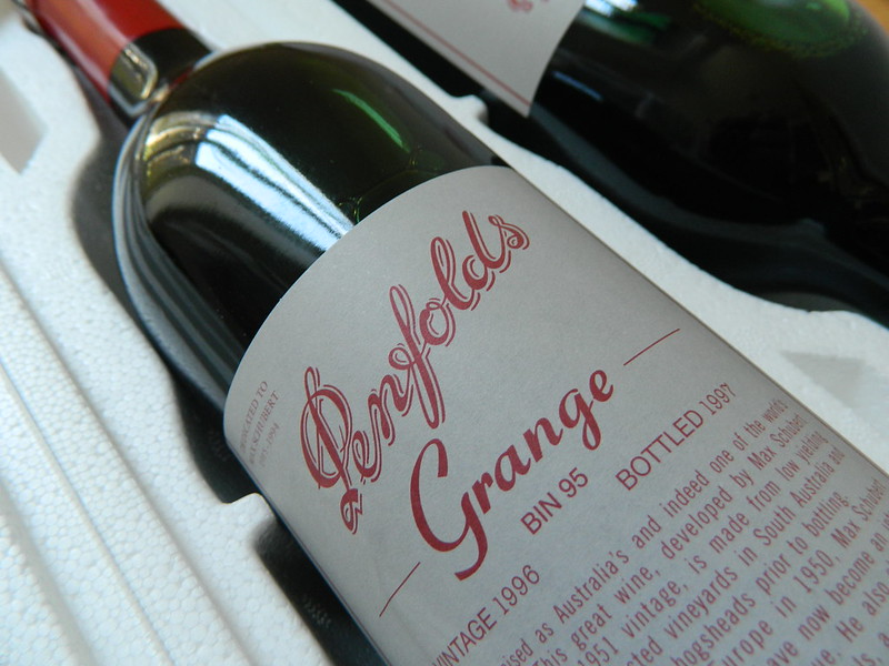 Penfolds Grange 1996 (South Australia)