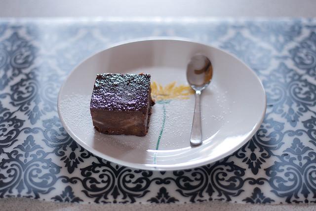 Cubotto di torta paesana