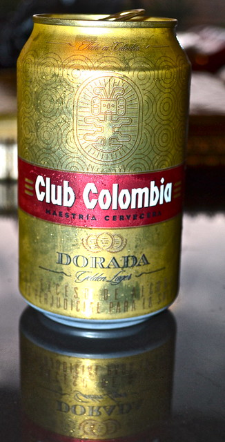 club colombia - colombian beer