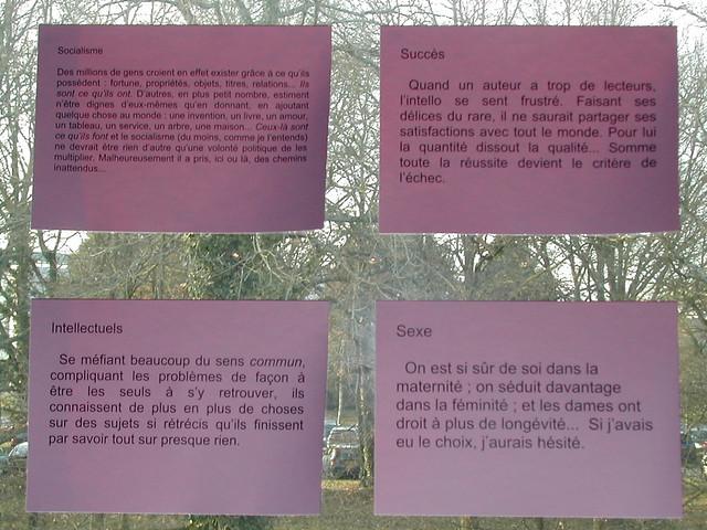 Exposition Hervé Bazin 06