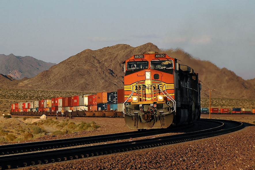 Californie - BNSF