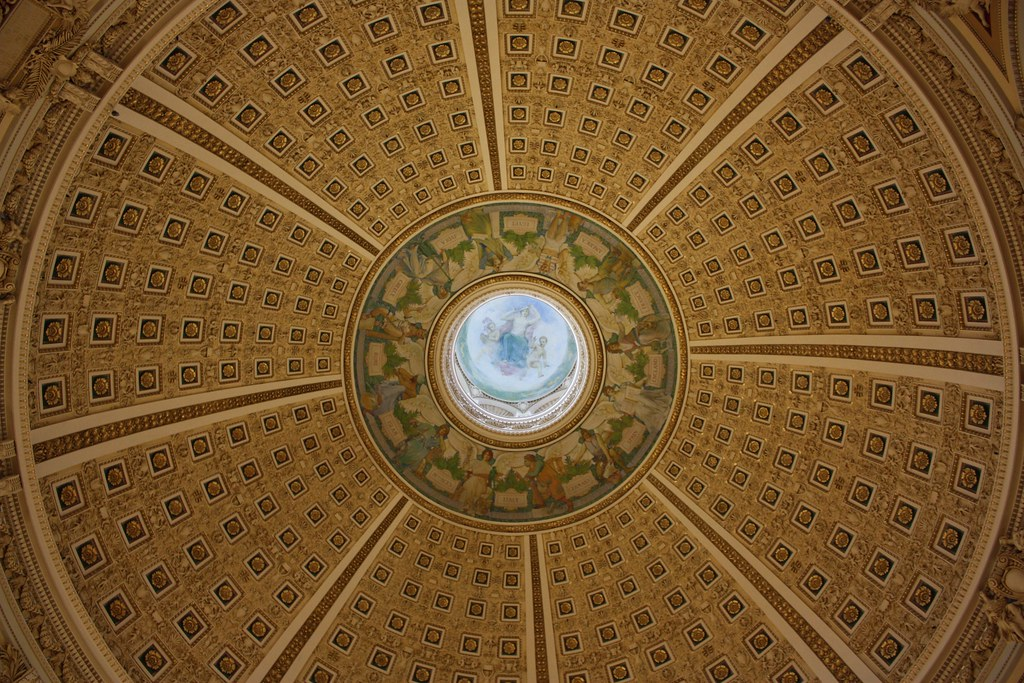 Library of Congress Dome