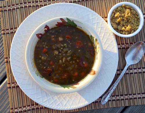 2014-10-15 - VEW White Bean Farro Soup - 0002 [flickr]