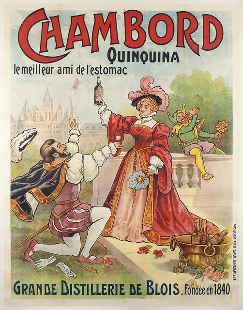 Chambord Quinquina