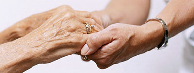 Alzheimer's affects caregivers too