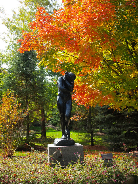 Frederik Meijer Gardens & Sculpture Park in Grand Rapids