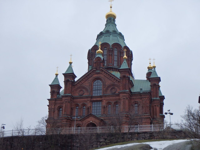 Helsinki - Catedral Upenski