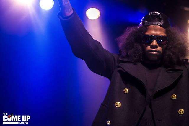 Ab-Soul These Days Tour Toronto 2014