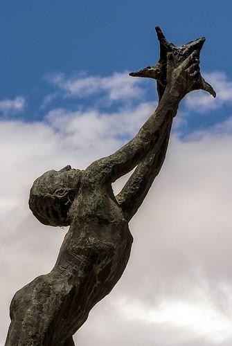 Monumento a Ruben Dario I