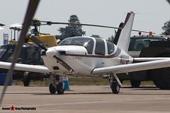 N97GP - 1837 - Private - Socata TB-20 Trinidad - Fairford RIAT 2006 - Steven Gray - CRW_1621