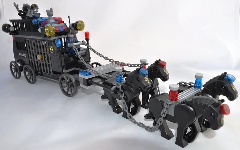 Cavort: Lone Ranger Stagecoach Escape 79108