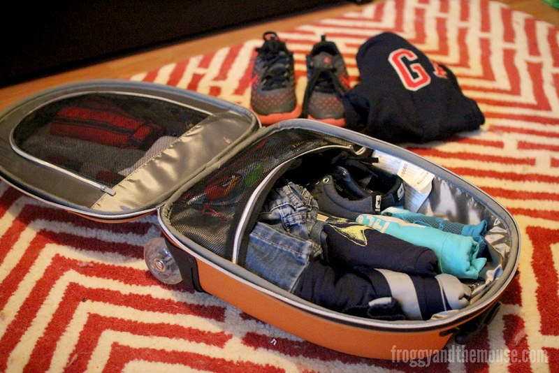 What to Pack for a Trip with a Six Year Old