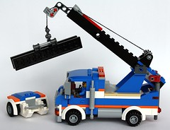 60056 Alternate: Small Mobile Crane